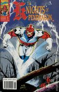 Knights of Pendragon (1990 1st Series) 5