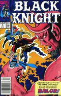 Black Knight (1990 1st Series Marvel) 3