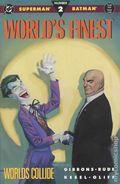 World's Finest (1990 Limited Series) Worlds Apart 2