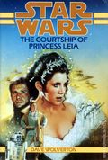 Star Wars The Courtship of Princess Leia HC (1994 Bantam Novel) 1B-1ST