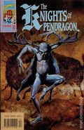 Knights of Pendragon (1990 1st Series) 10