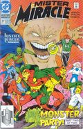 Mister Miracle (1989 2nd Series) 27
