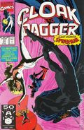 Cloak and Dagger (1988 Marvel 3rd Series) 17