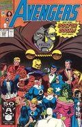 Avengers (1963 1st Series) 332