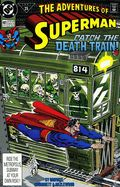 Adventures of Superman (1987) 481