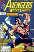 Avengers West Coast (1985) 78