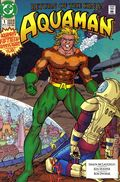 Aquaman (1991 2nd Series) 1
