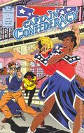 Captain Confederacy (1991 2nd Series) 2