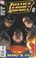 Justice League of America (2006 2nd Series) 0A