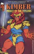 Kimber Prince of the Feylons (1992 Antarctic Press) 1
