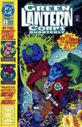 Green Lantern Corps Quarterly (1992) 1