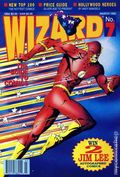 Wizard the Comics Magazine (1991) 7AN