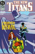 New Teen Titans (1984 2nd Series) New Titans 65