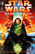 Star Wars Dark Empire (1991 1st Printing) 6A