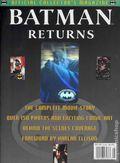 Batman Returns Collectors Magazine (1992) 1