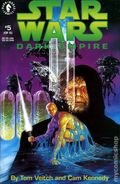 Star Wars Dark Empire (1991 1st Printing) 5A