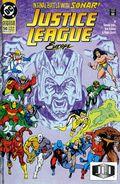 Justice League Europe (1989) 50