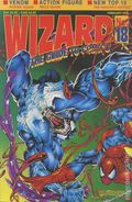 Wizard the Comics Magazine (1991) 18P