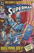 Superman The Man of Steel (1991) 22N