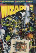 Wizard the Comics Magazine (1991) 21P
