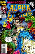 Alpha Flight (1983 1st Series) 124