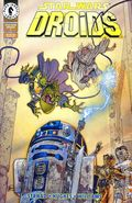 Star Wars Droids (1995 3rd Series) 7