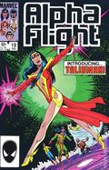 Alpha Flight (1983 1st Series) 19