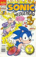 Sonic the Hedgehog (1993- Ongoing Series) 5
