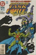 Justice League Task Force (1994) 9