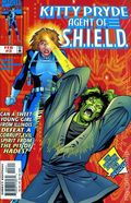 Kitty Pryde Agent of SHIELD (1997) 3