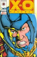 X-O Manowar (1992 1st Series) 24