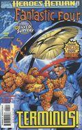 Fantastic Four (1998 3rd Series) 4