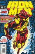 Iron Man (1968-1996 1st Series) Newsstand 300