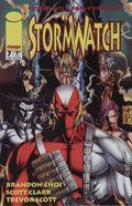 Stormwatch (1993 1st Series) 7