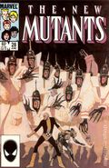 New Mutants (1983 1st Series) 28