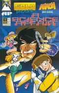 A Science Affair (1994) Gold Digger & Ninja High School 1A