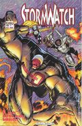 Stormwatch (1993 1st Series) 10A