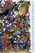 JLA/Avengers HC (2004 DC/Marvel) Oversized Slipcase Edition 1-1ST