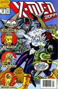 X-Men 2099 (1993) 12