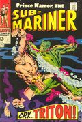 Sub-Mariner (1968 1st Series) 2