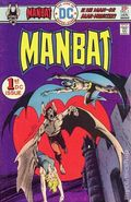 Man Bat (1975 1st Series) 1