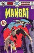 Man Bat (1975 1st Series) 1