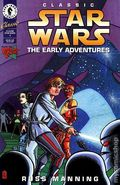 Classic Star Wars the Early Adventures (1994) 1