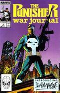 Punisher War Journal (1988 1st Series) 8