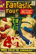 Fantastic Four (1961 1st Series) 61