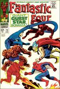 Fantastic Four (1961 1st Series) 73