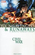 Civil War Young Avengers and Runaways TPB (2007 Marvel) 1st Edition 1-1ST