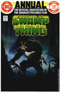 Swamp Thing (1982 2nd Series) Annual 1