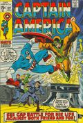 Captain America (1968 1st Series) 127