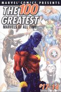 100 Greatest Marvels of All Time (2001) 3
